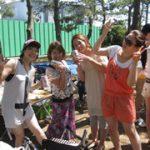 8月ビアガーデン交流会 @ 新宿