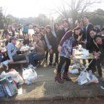 2014年3月 お花見BBQ交流会 @ 葛西臨海公園