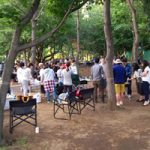【7/26】BBQ交流会 @ 葛西臨海公園