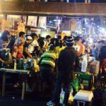 フィリピン・バギオのナイトマーケット