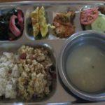 フィリピン・バギオでの食事