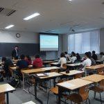 国立沖縄工業高等専門学校にて留学説明会を開催致しました