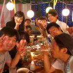 【10/7】 花やしきバーベキュー交流会