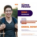 【2020年8月~11月】オーストラリア・メルボルン語学学校Bayside International English College